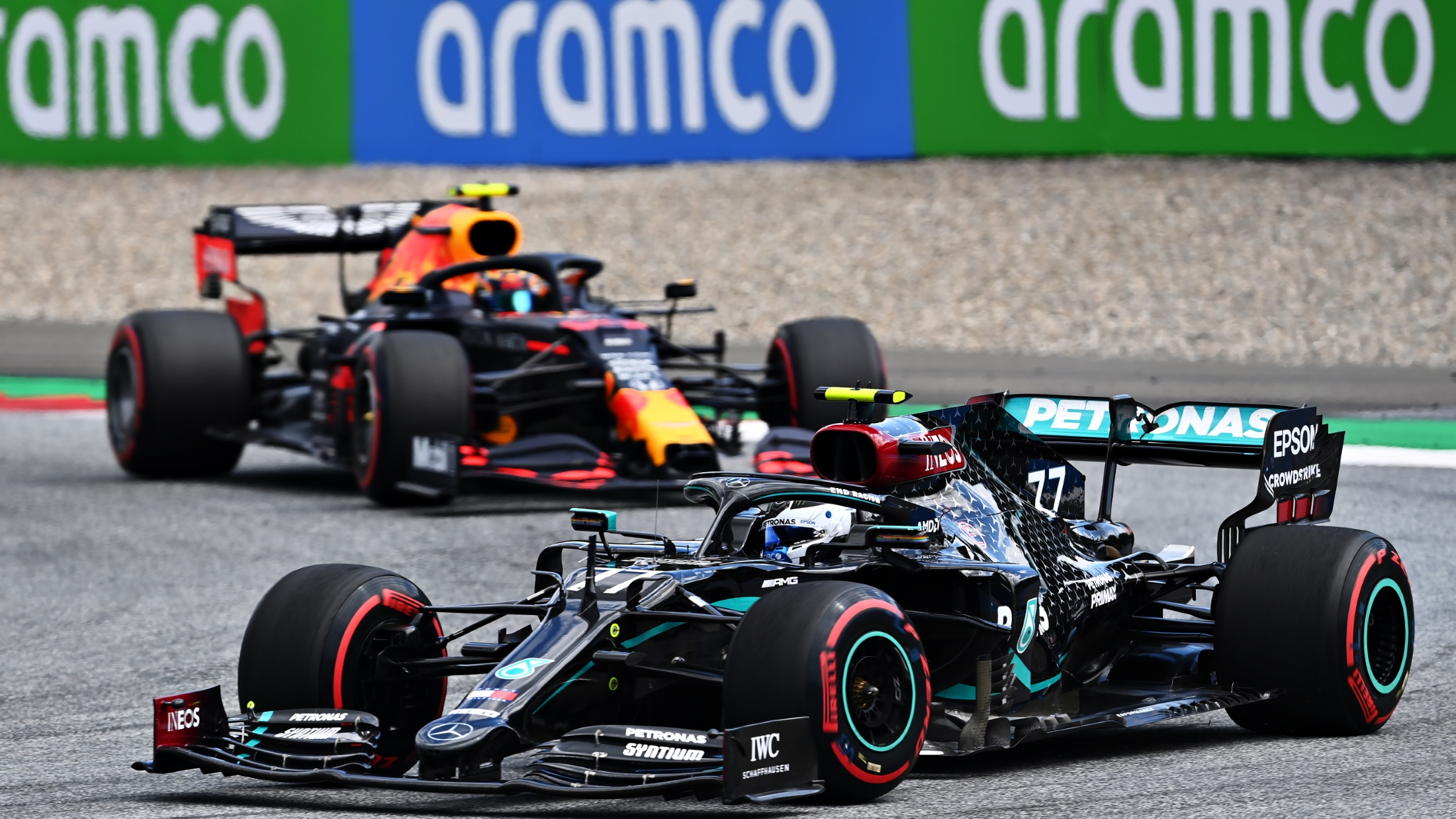 Valtteri Bottas And Alex Albon Have The Two Hardest Jobs In F1 Says Christian Horner On The F1 Nation Podcast Formula 1