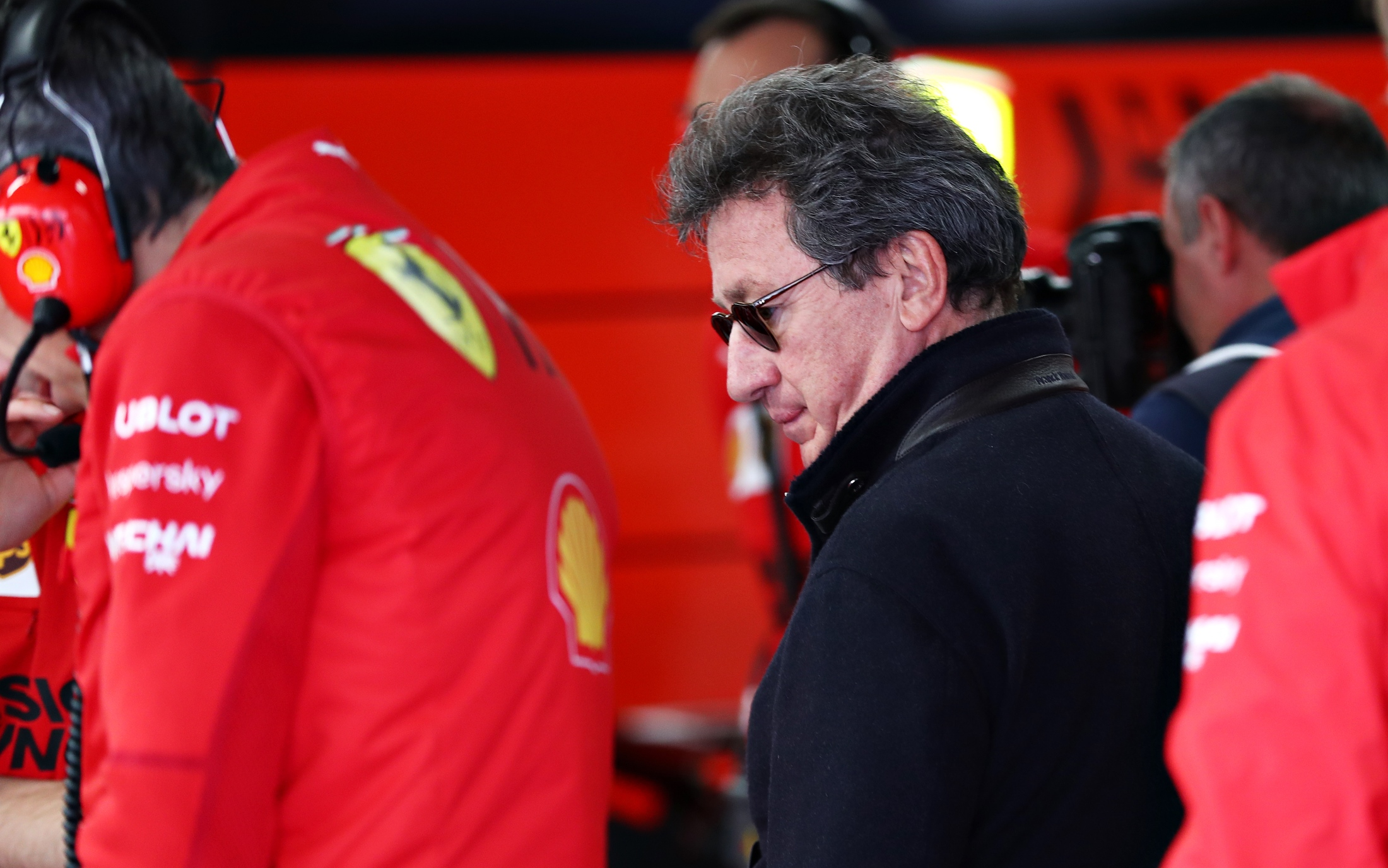 Ferrari Ceo Camilleri Retires With Immediate Effect After Fight With Covid 19 Formula 1