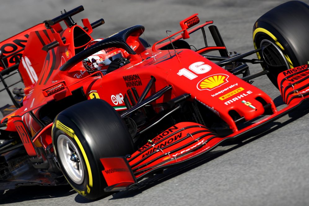 Are Ferrari In Trouble After Low Key Showing At Week 1 Of F1 2020 Pre Season Testing Formula 1