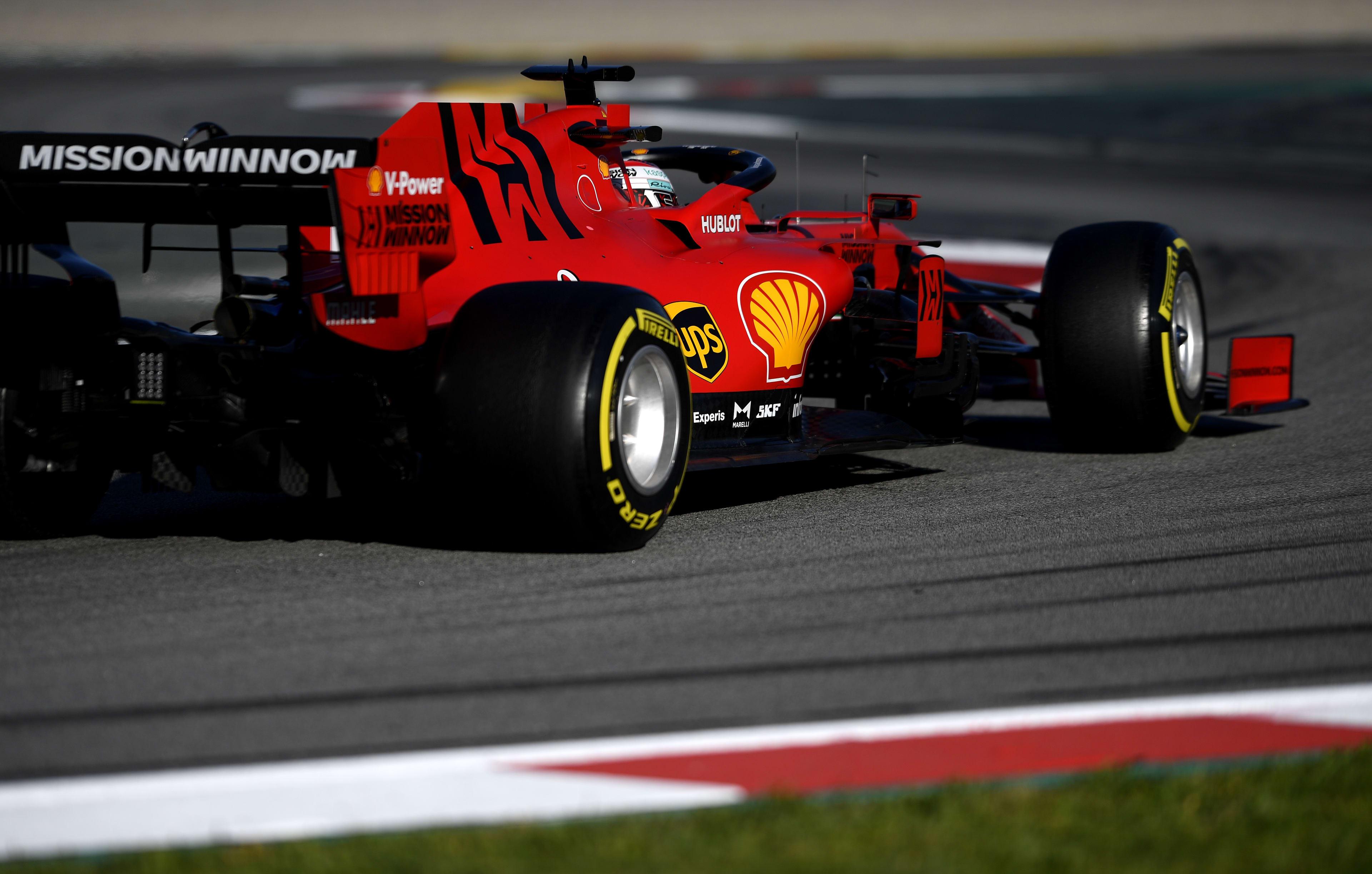 Ferrari S Charles Leclerc Reveals Biggest Strength Of New Sf1000 F1 Car Formula 1