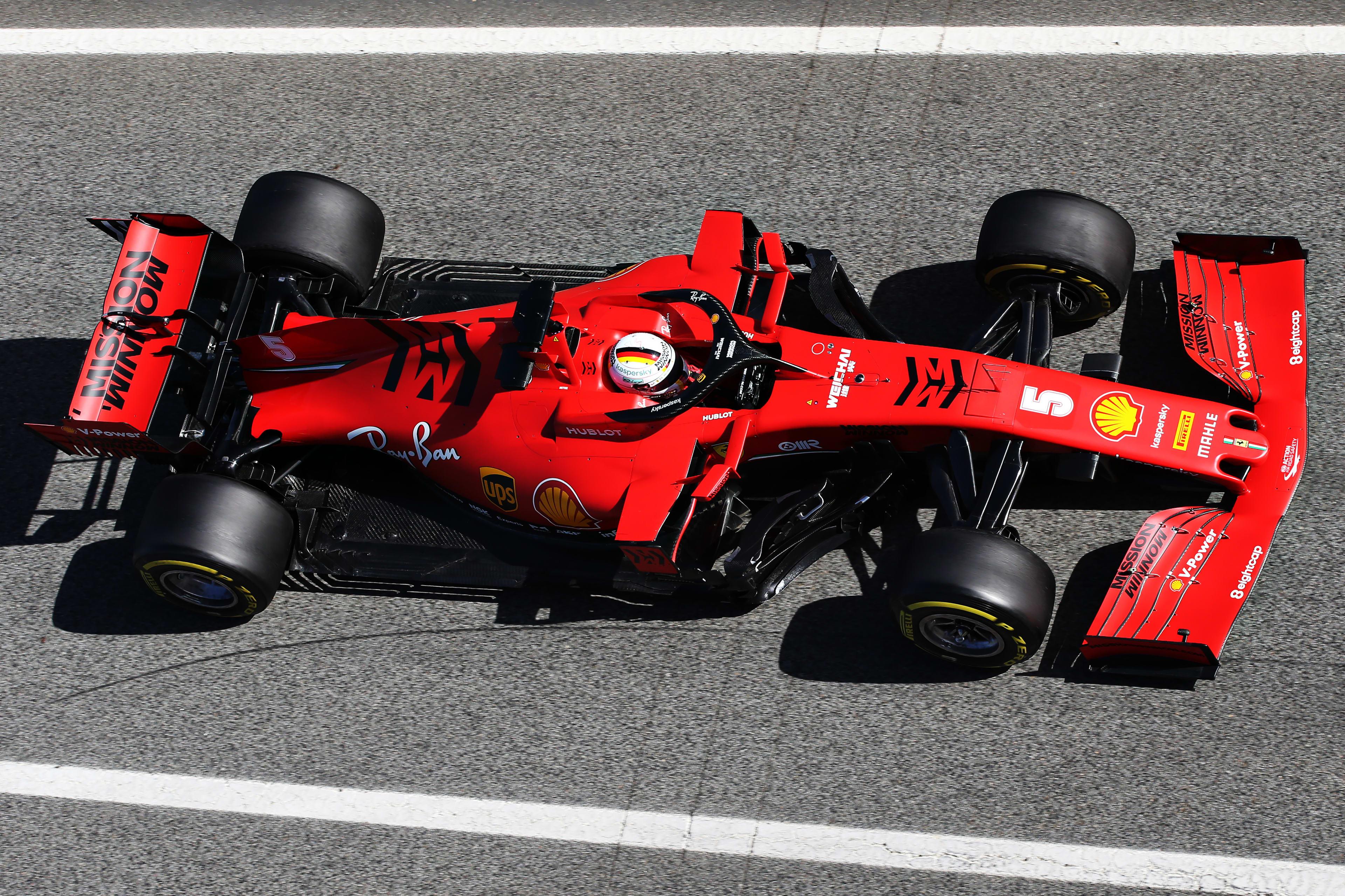 Fia Respond To Teams Over Ferrari Settlement Objection Formula 1