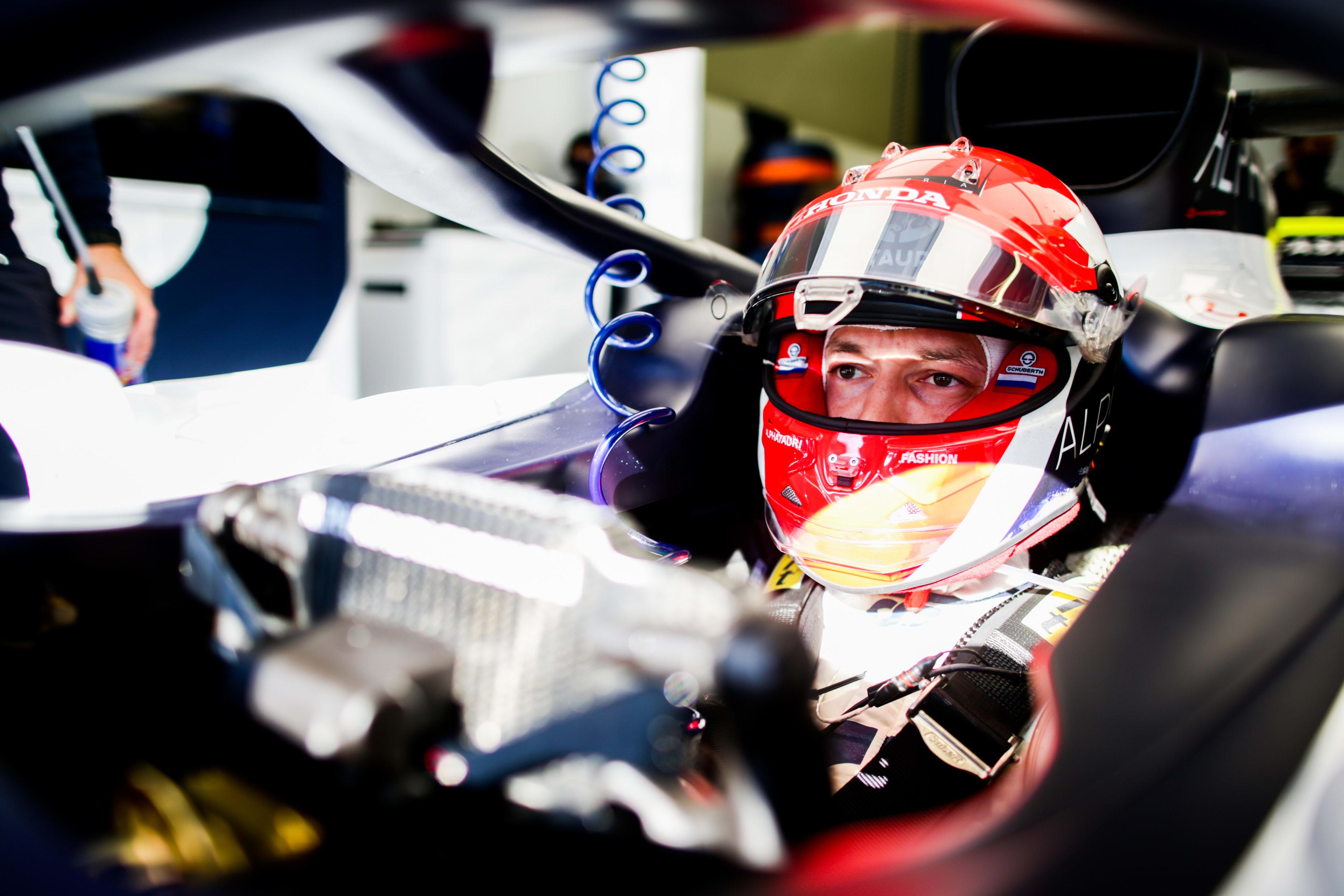 Daniil Kvyat admits his chances of staying at AlphaTauri in 2021 are 'very slim' | Formula 1®