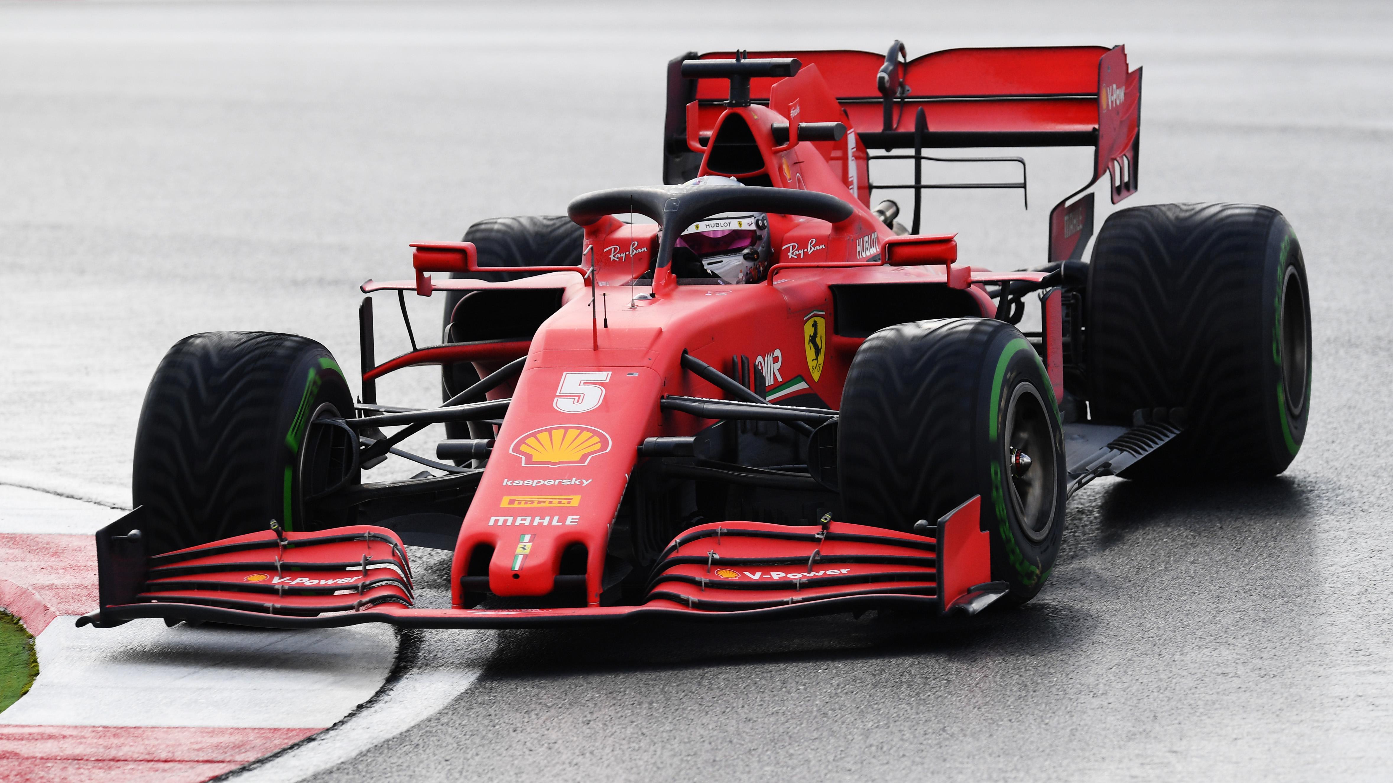 Sebastian Vettel Now Comfortable With Ferrari Sf1000 After Difficult Season Says Binotto Formula 1