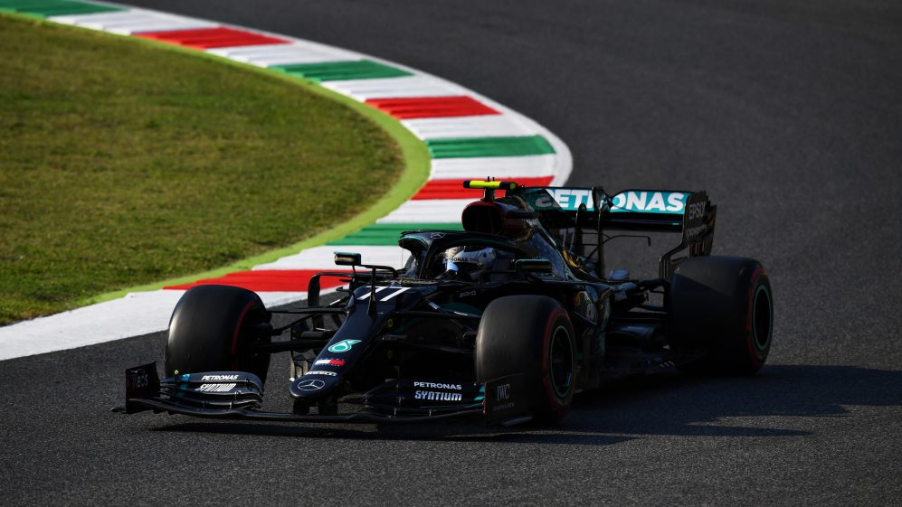 Tuscan Grand Prix 2020 Race Report And Highlights Hamilton Beats Bottas To Win Crazy Race At Mugello As Albon Secures Maiden Podium Formula 1