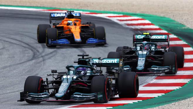 Vettel和 Stroll  2022 年將續留在Aston Martin1595