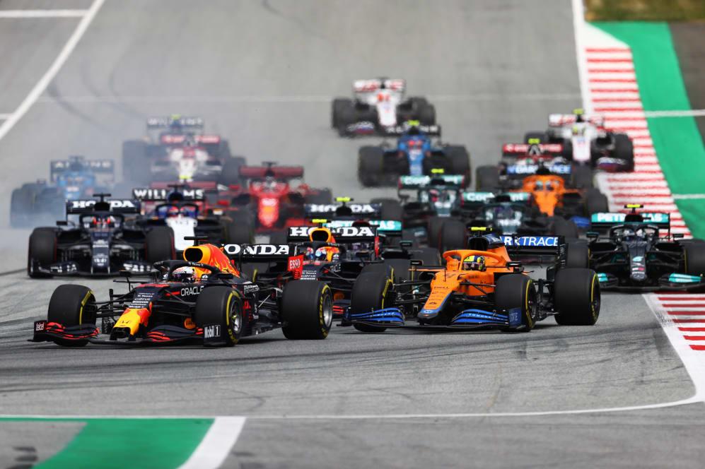 Checo Pérez termina 6°, pero Red Bull ganó el Gran Premio de Austria de Fórmula Uno_01