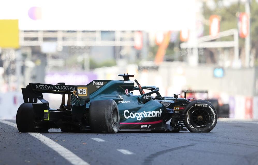 Azerbaijan Grand Prix 2021 Lance Stroll