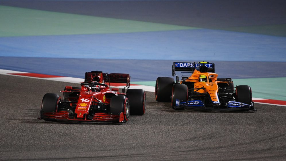 Mclaren Not Surprised By Ferrari Resurgence And Looking Forward To Battle Ahead
