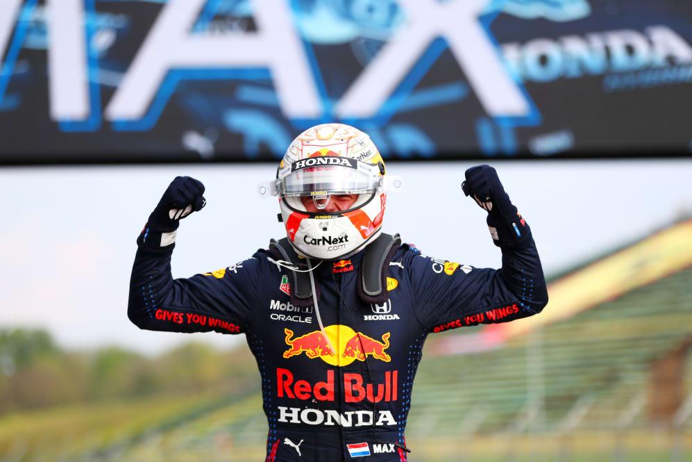 A Red Bull emergiu como um verdadeiro candidato ao campeonato mundial através de Max Verstappen em seu último ano com a parceira de motor Honda