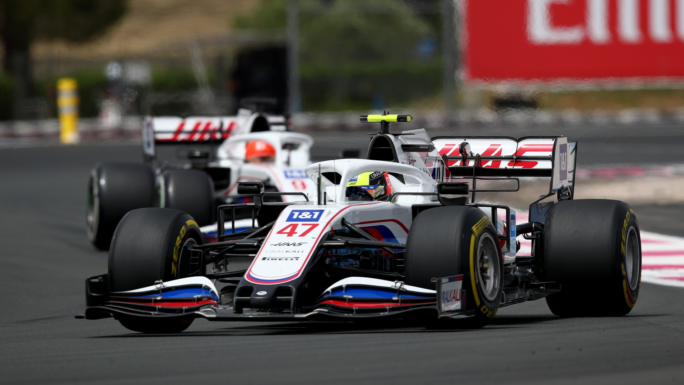 'Hard but not unfair racing' says Steiner after Haas drivers squabble on track for second race running   Formula 1®