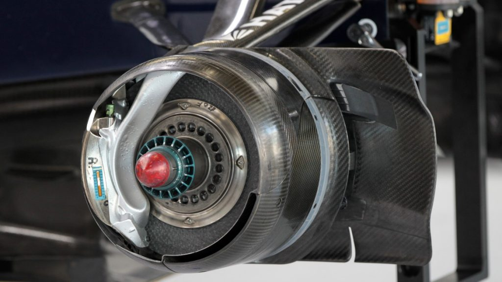 Abs Brakes In Race Cars