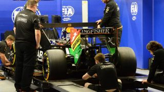 Scrutineering and weighing