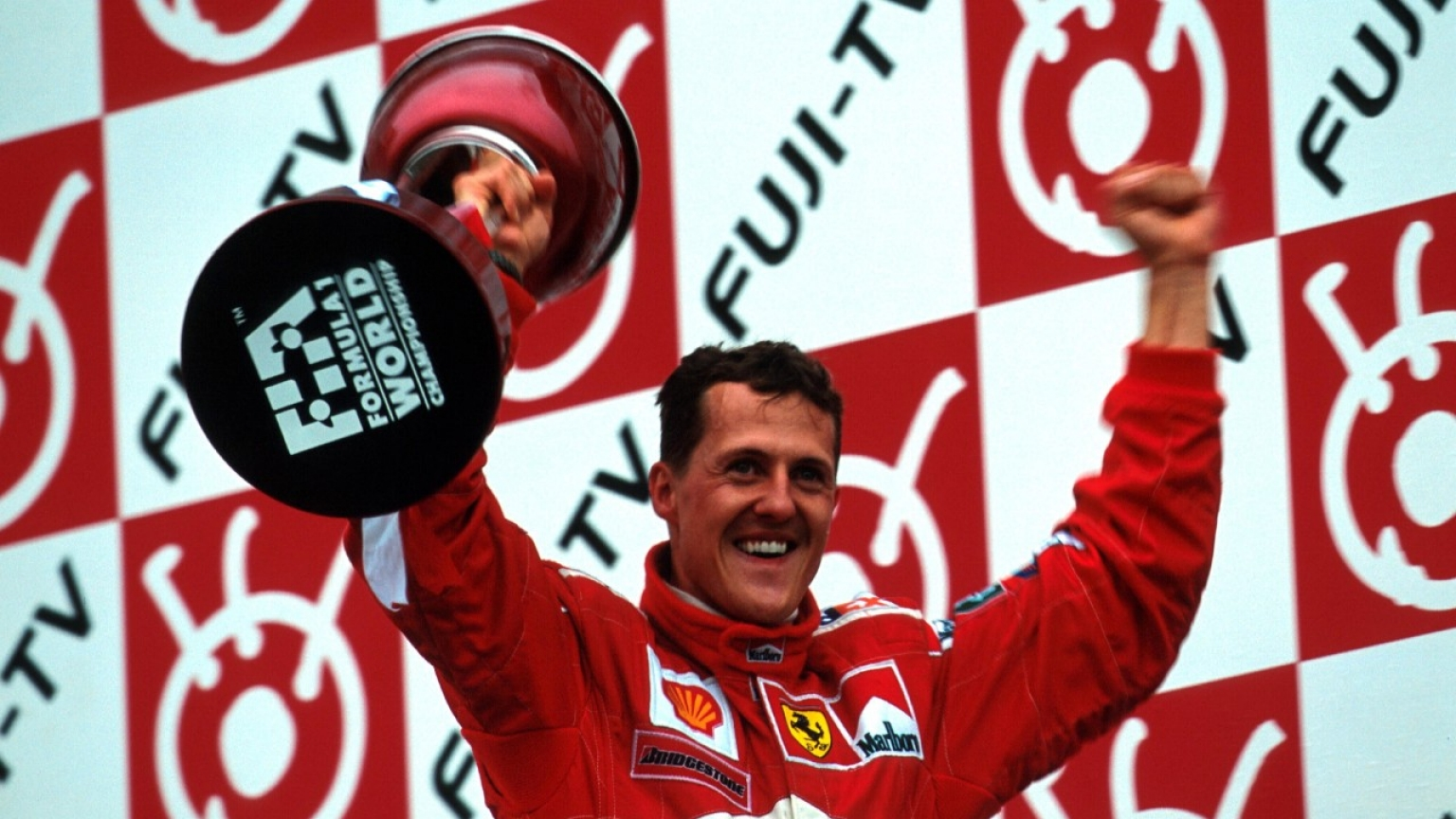 Personal life of Michael Schumacher and favorite hobbies 21