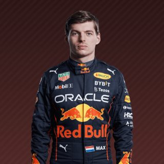 Max Verstappen - F1 Driver for Red Bull Racing