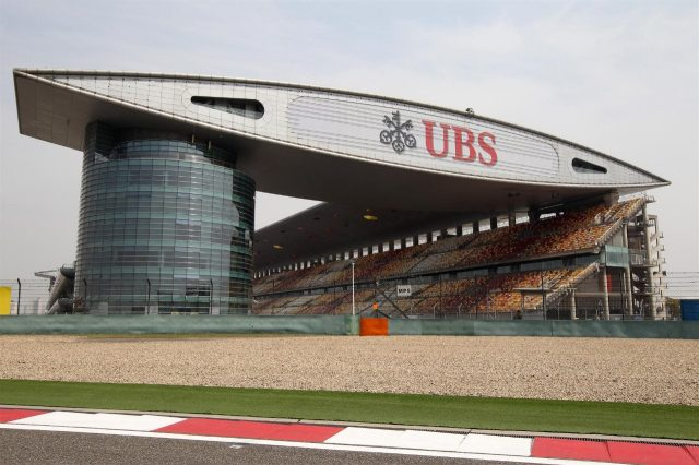 Track view. Formula One World Championship, Rd3, Chinese Grand Prix, Preparations, Shanghai, China, Thursday, 11 April 2013