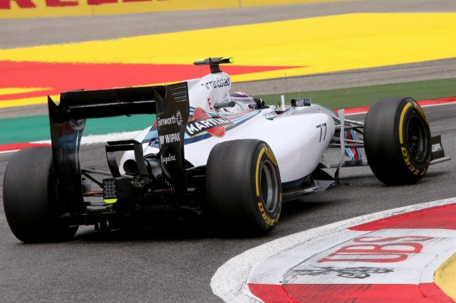 Valtteri Bottas (FIN) Williams FW36. Formula One World Championship, Rd8, Austrian Grand Prix, Practice, Spielberg, Austria, Friday, 20 June 2014