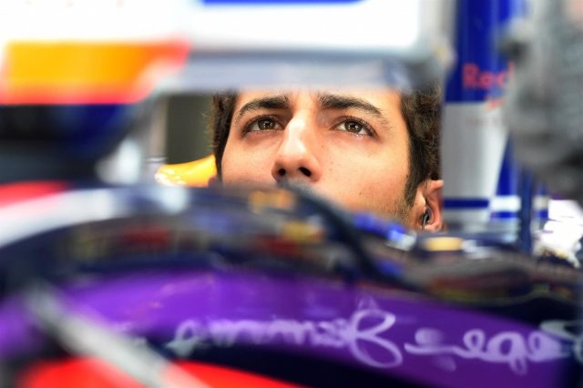 Daniel Ricciardo (AUS) Red Bull Racing RB10. Formula One World Championship, Rd11, Hungarian Grand Prix, Qualifying, Hungaroring, Hungary. Saturday, 26 July 2014 © Sutton Images. No reproduction without permission