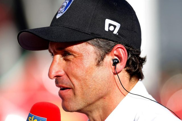 Patrick Dempsey (USA) Actor. Formula One World Championship, Rd10, German Grand Prix, Practice, Hockenheim, Germany, Friday, 18 July 2014 © Sutton Images. No reproduction without permission