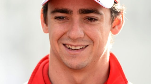 Esteban Gutierrez (MEX) Ferrari Test and Reserve Driver at Formula One World Championship, Rd17, Mexican Grand Prix, Practice, Circuit Hermanos Rodriguez, Mexico City, Mexico, Friday 30 October 2015. &copy&#x3b; Sutton Motorsport Images