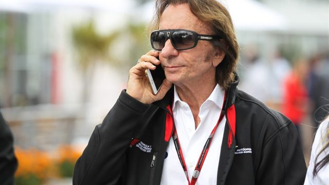Emerson Fittipaldi (BRA) at Formula One World Championship, Rd17, Mexican Grand Prix, Race, Circuit Hermanos Rodriguez, Mexico City, Mexico, Sunday 1  November 2015. &copy&#x3b; Sutton Motorsport Images