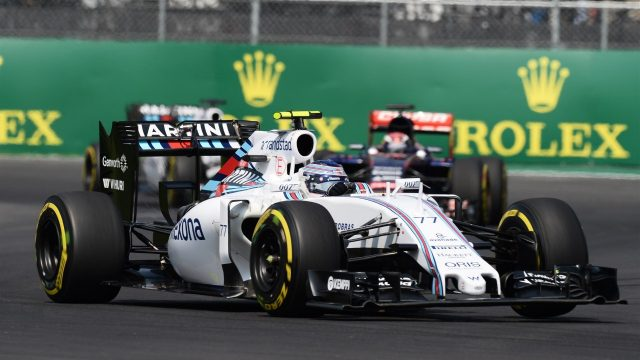 Valtteri Bottas (FIN) Williams FW37 at Formula One World Championship, Rd17, Mexican Grand Prix, Race, Circuit Hermanos Rodriguez, Mexico City, Mexico, Sunday 1  November 2015. &copy&#x3b; Sutton Motorsport Images