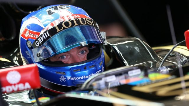 Jolyon Palmer (GBR) Lotus Test and Reserve Driver at Formula One World Championship, Rd15, Russian Grand Prix, Practice, Sochi Autodrom, Sochi, Krasnodar Krai, Russia, Friday 9 October 2015. &copy&#x3b; Sutton Motorsport Images