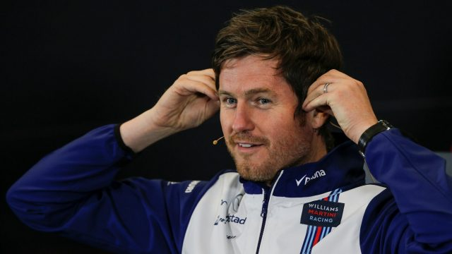 Rob Smedley (GBR) Williams Head of Vehicle Performance in the press conference at Formula One World Championship, Rd15, Russian Grand Prix, Practice, Sochi Autodrom, Sochi, Krasnodar Krai, Russia, Friday 9 October 2015. &copy&#x3b; Sutton Motorsport Images