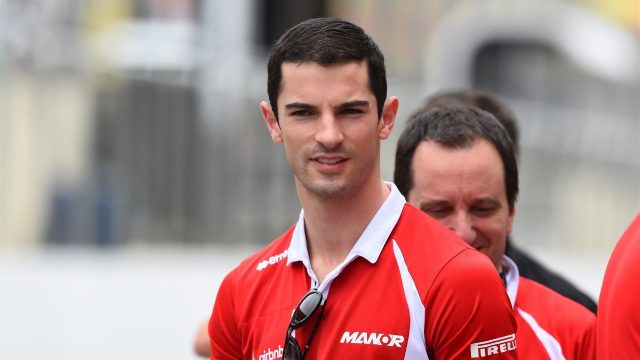 Alexander Rossi (USA) at Formula One World Championship, Rd18, Brazilian Grand Prix, Preparations, Interlagos, Sao Paulo, Brazil, Thursday 12 November 2015. &copy&#x3b; Sutton Motorsport Images
