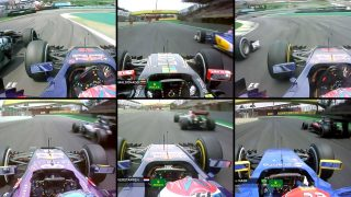 Pass masters - Watch six of the best moves through the Senna 'S'