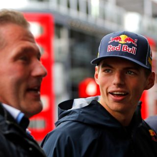 Like father, like son - the second-generation F1 racers