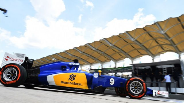 Marcus Ericsson (SWE) Sauber C34 at Formula One World Championship, Rd2, Malaysian Grand Prix, Qualifying, Sepang, Malaysia, Saturday 28  March 2015. &copy&#x3b; Sutton Motorsport Images