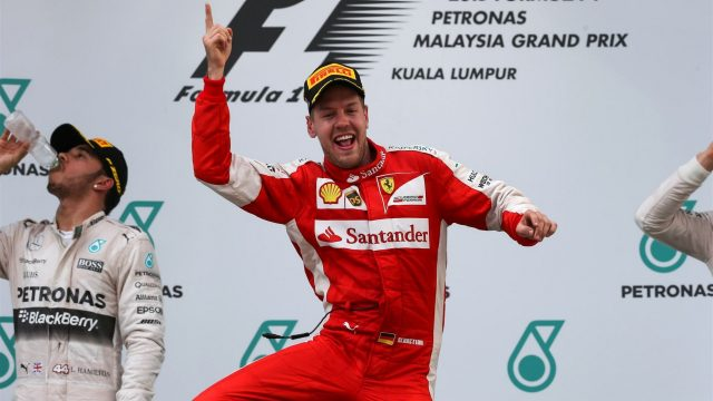 formula one latest results