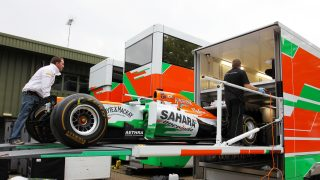 From flyaway to factory - what happens when an F1 team gets back to base?