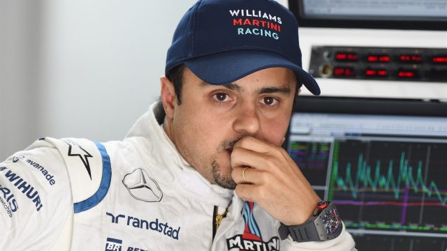 Felipe Massa (BRA) Williams at Formula One World Championship, Rd3, Chinese Grand Prix, Practice, Shanghai, China, Friday 10 April 2015. &copy&#x3b; Sutton Motorsport Images