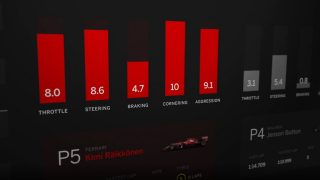 Race Performance Ratings explained - Aggression