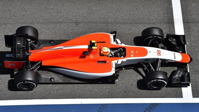 Roberto Merhi (ESP) Marussia at Formula One World Championship, Rd5, Spanish Grand Prix Practice, Barcelona, Spain, Friday 8 May 2015. &copy&#x3b; Sutton Motorsport Images