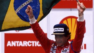 Hall of Fame - Ayrton Senna