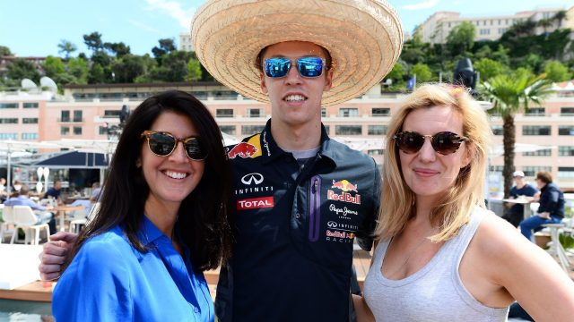 Daniil Kyvat (RUS) Red Bull Racing at Formula One World Championship, Rd6, Monaco Grand Prix, Monte-Carlo, Monaco, Friday 22 May 2015. &copy&#x3b; Sutton Motorsport Images