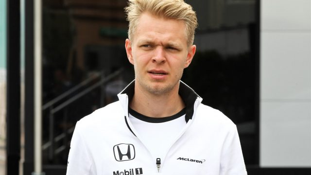 Kevin Magnussen (DEN) McLaren Test and Reserve Driver at Formula One World Championship, Rd6, Monaco Grand Prix Qualifying, Monte-Carlo, Monaco, Saturday 23 May 2015. &copy&#x3b; Sutton Motorsport Images