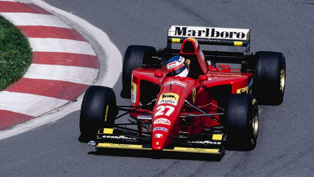 Do You Remember Alesi S One And Only Grand Prix Win In Canada
