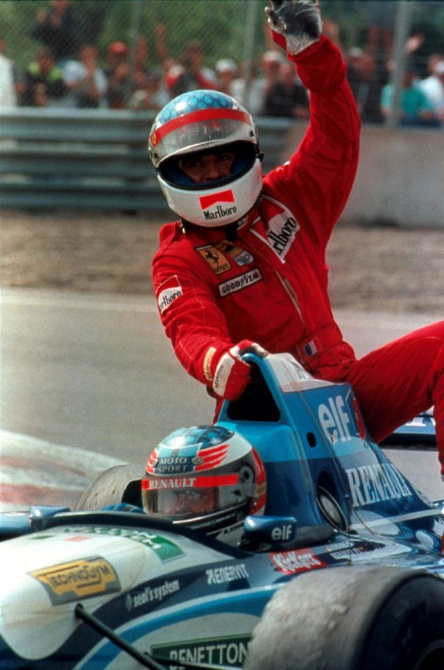 Do you remember… Alesi's one and only Grand Prix win in Canada