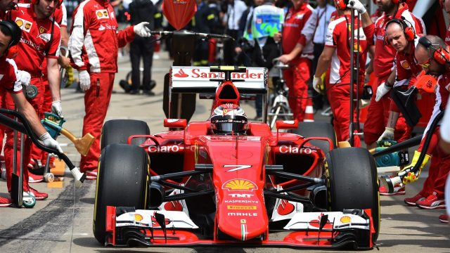 Analysis - Ferrari victory good for F1 as a whole