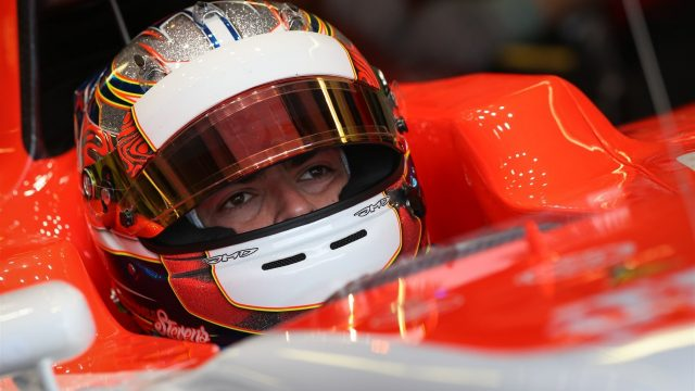 Will Stevens (GBR) Marussia at Formula One World Championship, Rd7, Canadian Grand Prix, Practice, Montreal, Canada, Friday 5 June 2015. &copy&#x3b; Sutton Motorsport Images