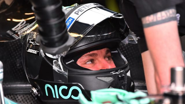 Nico Rosberg (GER) Mercedes AMG F1 at Formula One World Championship, Rd7, Canadian Grand Prix, Practice, Montreal, Canada, Friday 5 June 2015. &copy&#x3b; Sutton Motorsport Images