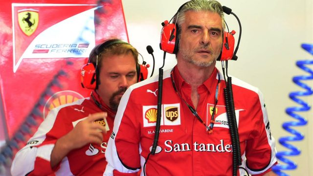 Maurizio Arrivabene (ITA) Ferrari Team Principal at Formula One World Championship, Rd7, Canadian Grand Prix, Practice, Montreal, Canada, Friday 5 June 2015. &copy&#x3b; Sutton Motorsport Images