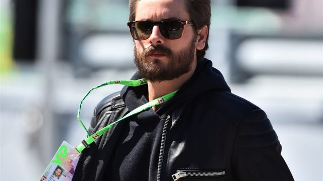 Scott Disick (USA) boyfriend of Kourtney Kardashian (USA) in the pits at Formula One World Championship, Rd7, Canadian Grand Prix, Qualifying, Montreal, Canada, Saturday 6 June 2015. &copy&#x3b; Sutton Motorsport Images