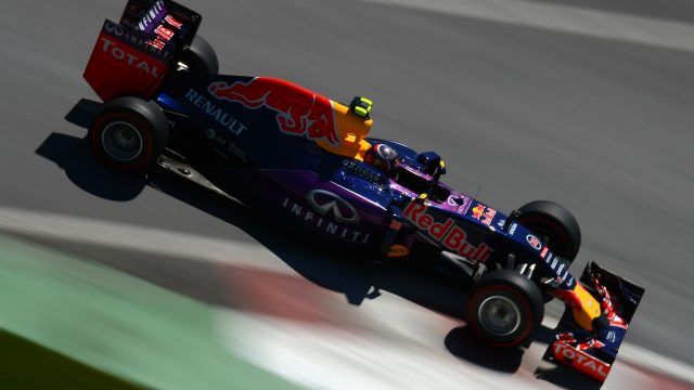 Daniil Kvyat (RUS) Red Bull Racing RB11 at Formula One World Championship, Rd7, Canadian Grand Prix, Qualifying, Montreal, Canada, Saturday 6 June 2015. &copy&#x3b; Sutton Motorsport Images