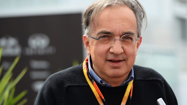 Sergio Marchionne (ITA) CEO FIAT at Formula One World Championship, Rd7, Canadian Grand Prix, Race, Montreal, Canada, Sunday 7 June 2015. &copy&#x3b; Sutton Motorsport Images
