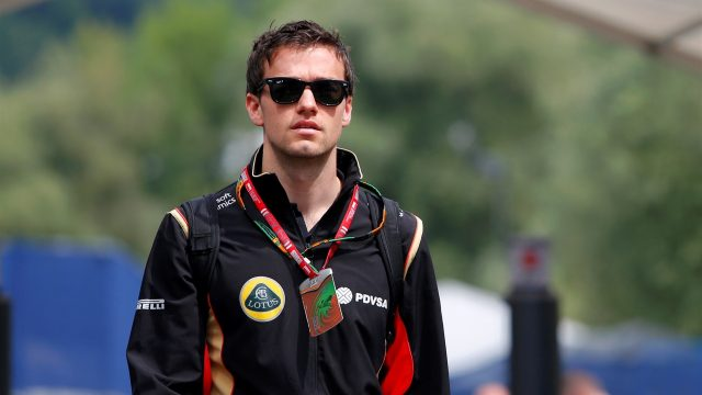 Jolyon Palmer (GBR) Lotus Test and Reserve Driver at Formula One World Championship, Rd8, Austrian Grand Prix, Preparations, Spielberg, Austria, Thursday 18 June 2015. &copy&#x3b; Sutton Motorsport Images