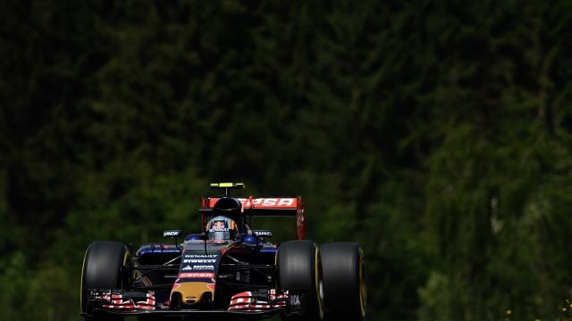Max Verstappen (NDL) Scuderia Toro Rosso STR10 at Formula One World Championship, Rd8, Austrian Grand Prix, Practice, Spielberg, Austria, Friday 19 June 2015. &copy&#x3b; Sutton Motorsport Images